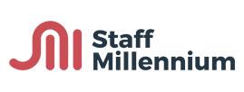 Staff Millennium logo